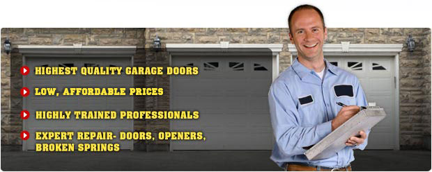 Tucson Overhead Garage Door Repair